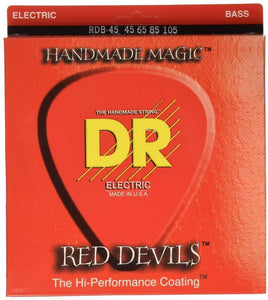 DR RDB-45 RED DEVILS ™ - Red Coated Bass: 45, 65, 85, 105