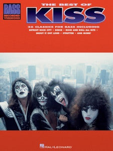 The Best of Kiss for Bass Guitar