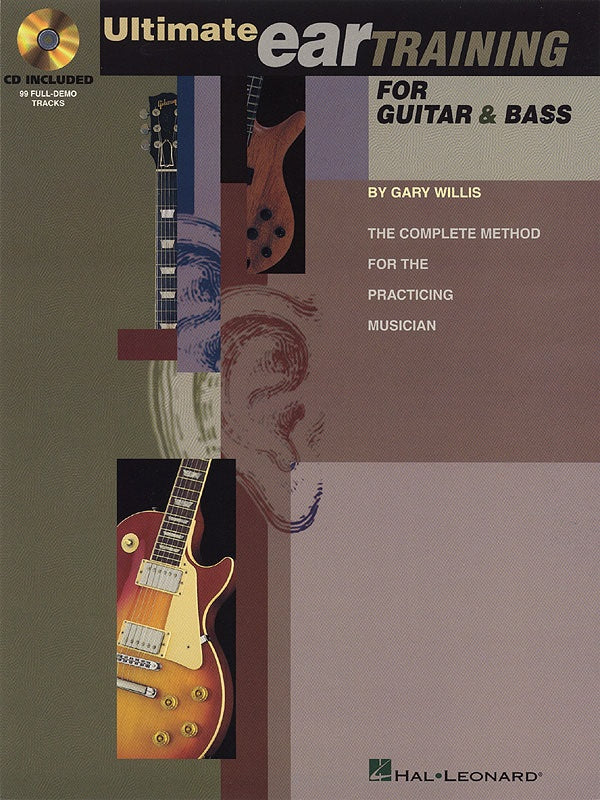 Ultimate Ear Training for Guitar and Bass