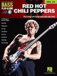 Red Hot Chili Peppers - Bass Play-Along Vol.42
