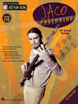 Jaco Pastorius Jazz Play Along BK/CD V116
