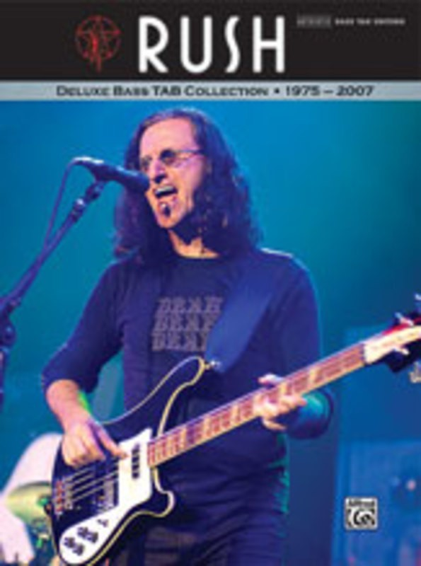 Rush Deluxe Bass Tab Collection 1975 - 2007