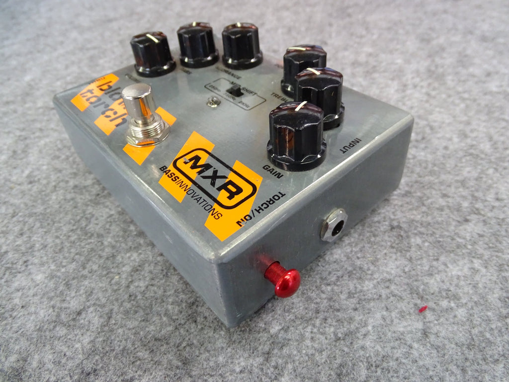 MXR Blow Torch Bass Distortion (s/hand)