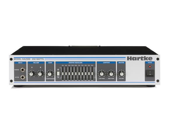 Hartke HA2500 - Bass Amplifier