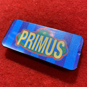 Jim Dunlop PRIMUS Pick Tin Heavy Gauge