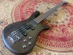 Warwick TeamBuilt Streamer Stage I 4-String Nirvana Black Transparent Satin