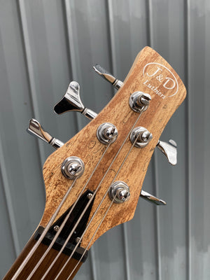 J&D Luthiers 20 Series 5-String Bass