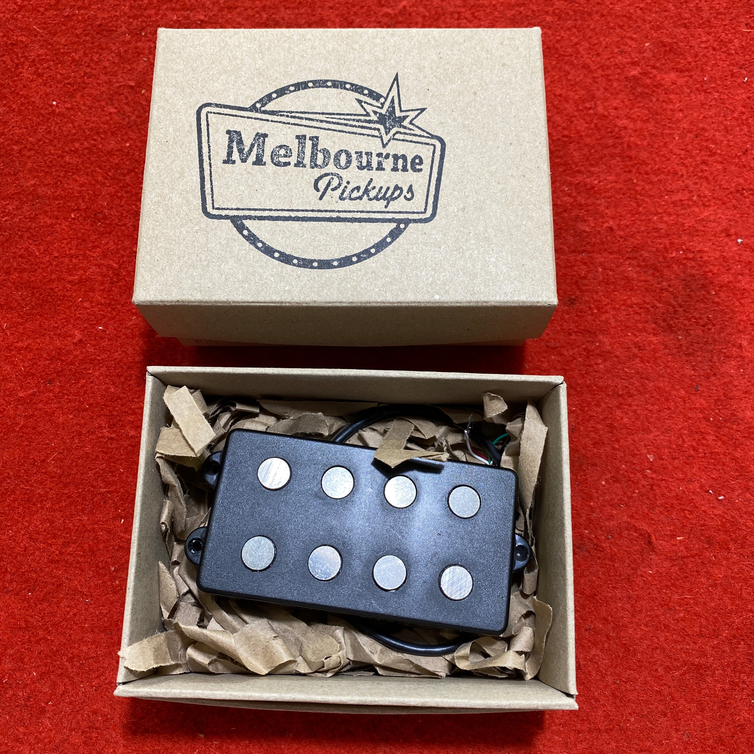 Music Man Style Pickups by Melbourne Pickups