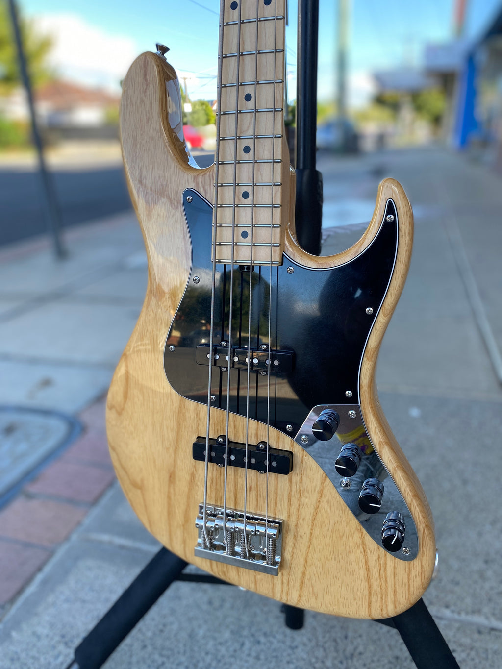 Sadowsky MV4 Will Lee Signature Bass (s/hand)