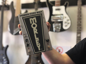 Morley CLIFF BURTON TRIBUTE SERIES POWER FUZZ WAH
