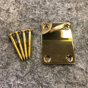 Neck Plate (Gold)