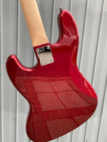 Tokai Traditional Series 'Jazz Sound' J Bass (Metallic Red)