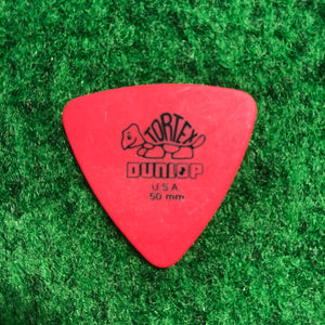 Tortex Triangle Plectra .50mm x 10 (+2 Free)