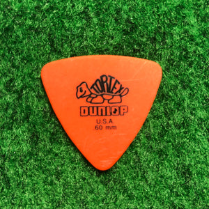 Tortex Triangle Plectra .60mm x 10 (+2 Free)