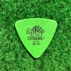 Tortex Triangle Plectra .88mm x 10 (+2 Free)