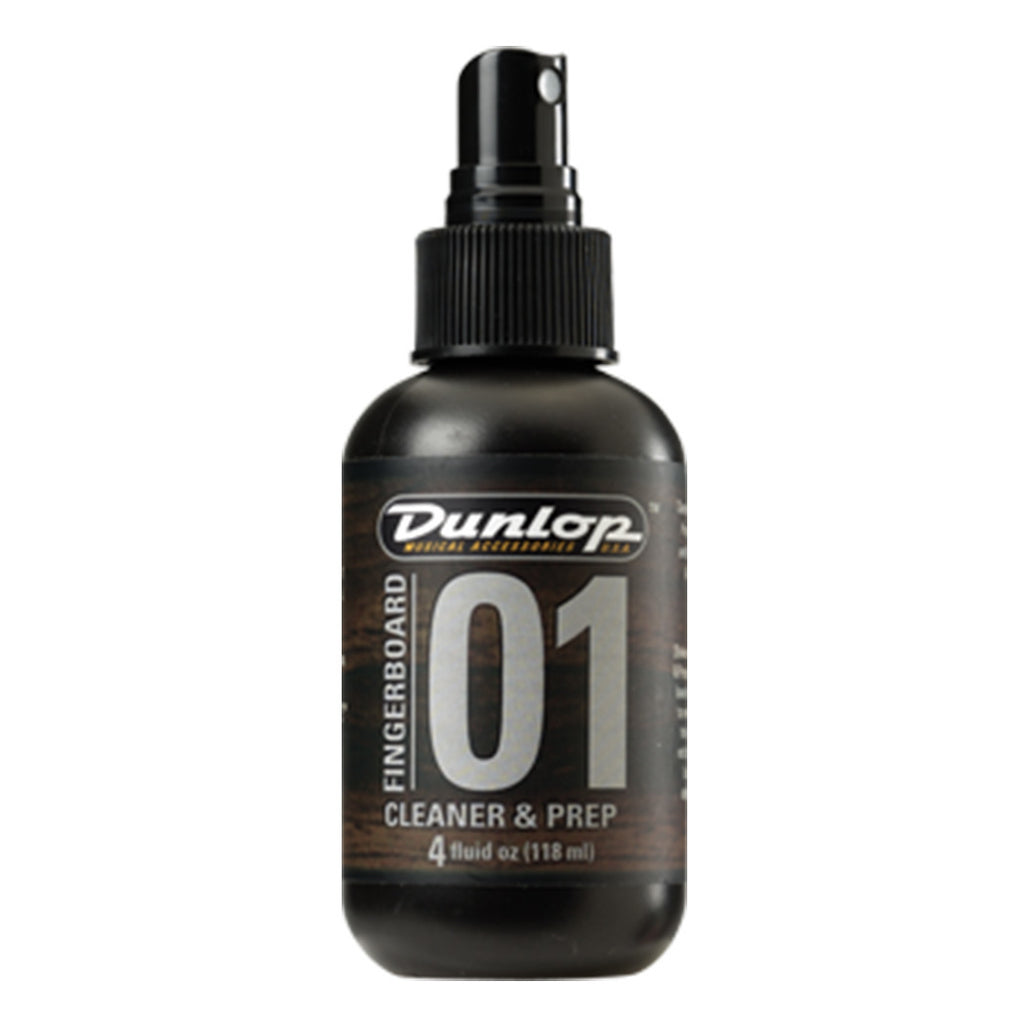 Dunlop Fingerboard 01 Cleaner & Prep 118ml
