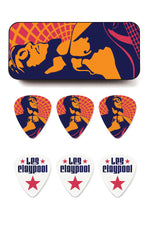 Les Claypool Collector's Pick Tin Heavy Gauge