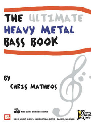 The Ultimate Heavey Metal Bass Book