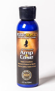 Music Nomad All Purpose Amp/Case Cleaner & Conditioner -120ml