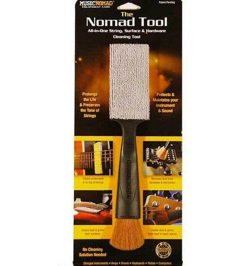Music Nomad All In One String, Surface & Hardware Cleaning Tool