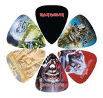 Iron Maiden #2 Limited Edition Picks - 6 Pack - 0.71mm