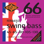Rotosound RDB665LD Swing Bass Double Ball End Standard 5 String 45-130 Bass Strings
