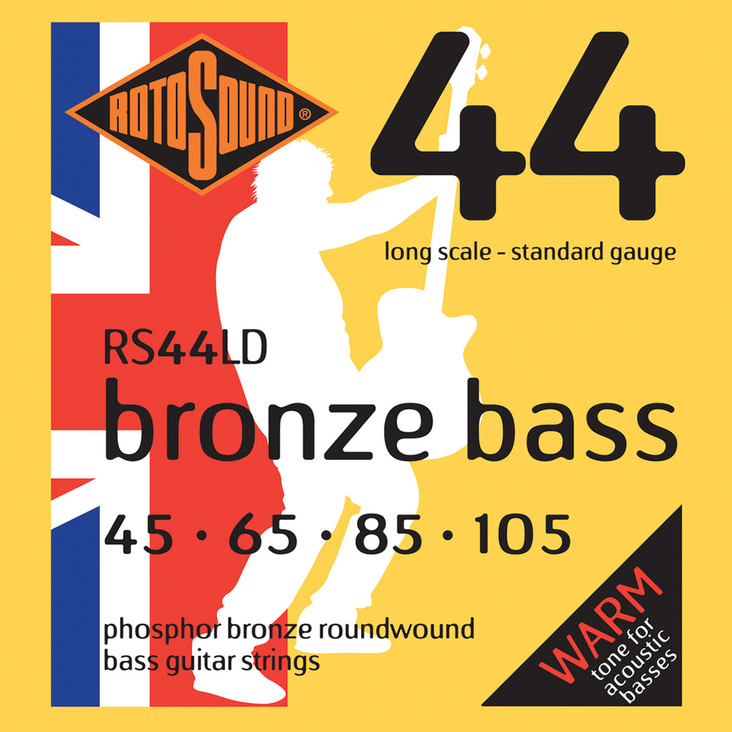 Rotosound RS44LD Acoustic Bronze Bass 45-105 Bass Strings