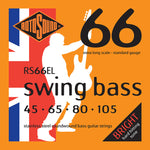 Rotosound RS66EL Swing Bass Extra Long Scale Standard 45-105 Bass Strings