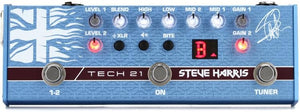 Tech 21 Steve Harris SH1 Signature SansAmp Pedal