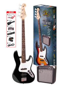 SX J Bass and Amp Package