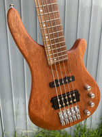J&D Luthiers RM5 Contemporary 5-String Bass