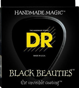 DR BKB-50 BLACK BEAUTIES ™ - Black Coated Bass: 50, 70, 90, 110