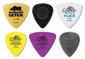 Jim Dunlop Bass Picks Variety Pack