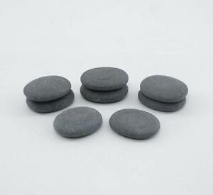 Basalt Stones (set of 8) - Medium