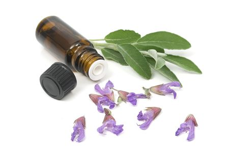 Sage Organic Essential Oil 15ml