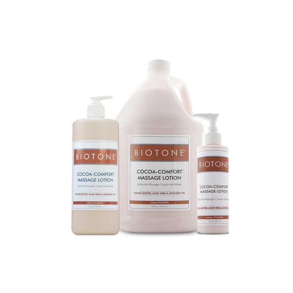 Biotone Cocoa-Comfort Massage Lotion