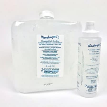 Ultrasound Gel - Clear (Multi-purpose)- 5Litre
