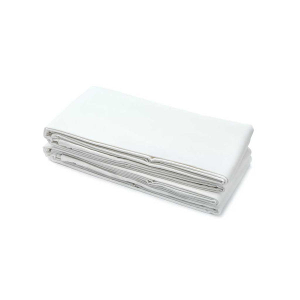 Flat Sheets - Percale 60/40 Blend
