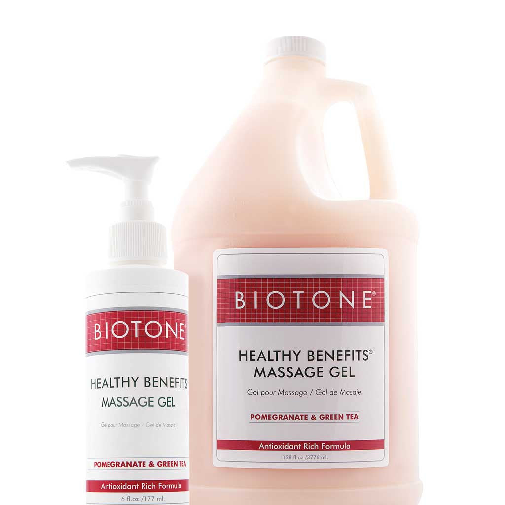 Biotone Healthy Benefits Massage Gel