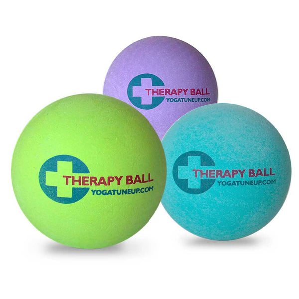 Complete Yoga Tune Up Therapy Ball System