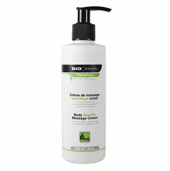 BioOrigin Body Specific Massage Cream