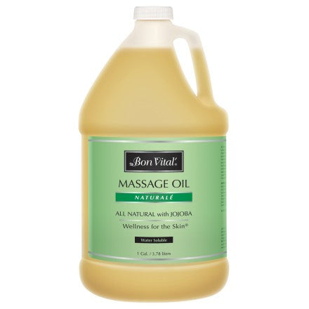 Bon Vital' Naturalé Massage Oil
