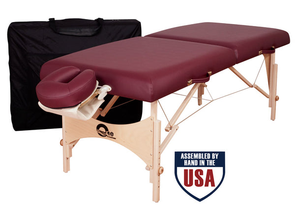OakworksOne Massage Table Package