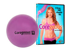 Coregeous Combo (DVD & Ball)
