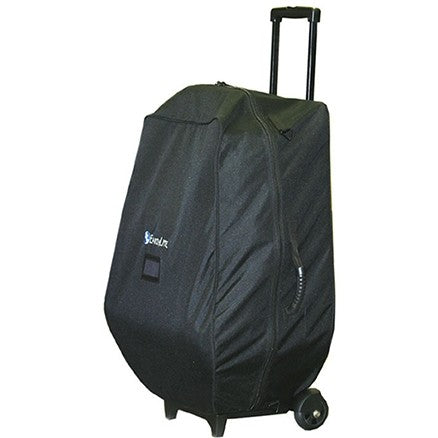Transport and protect your EarthLite chair with theAvila Carry Casewith wheels.