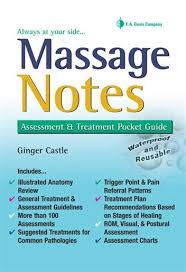 Massaage Notes - Assessment & Treatment Pocket Guide