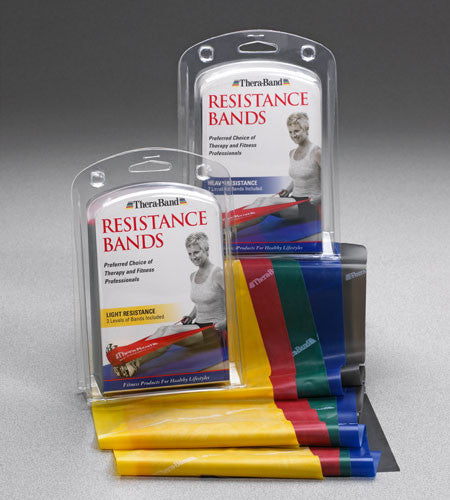 Thera-Band Resistance Band Kits