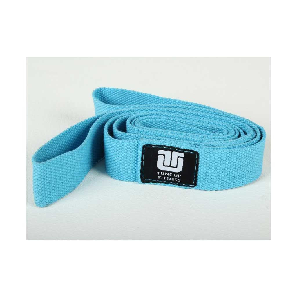 Yoga Tune Up Strap - Double Loop Stretch Strap