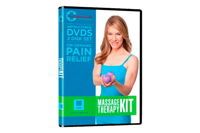 Yoga Tune Up - Massage Therapy Instructional DVD