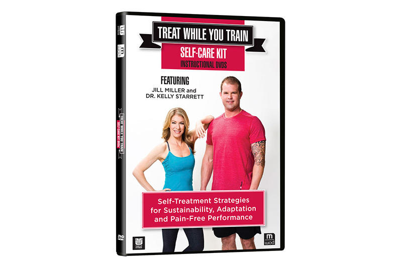 Treat While You Train DVD (Yoga Tune Up)